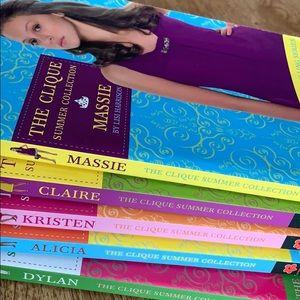 The Clique Summer Collection